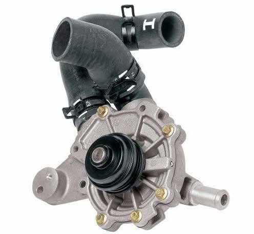 Conserva la bomba de agua del coche en buen estado el for Cambiar bomba de agua