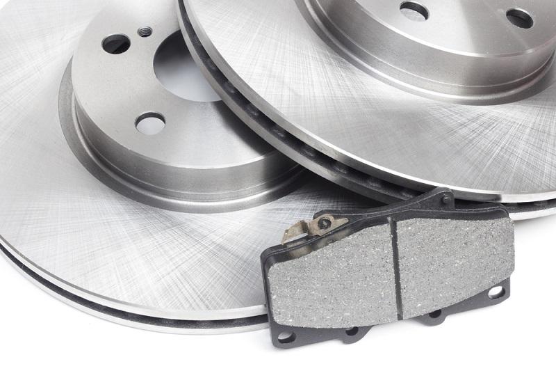Cambiar discos de freno