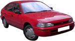Modelo COROLLA Liftback (_E10_)
