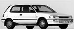 Modelo COROLLA Liftback (_E9_)