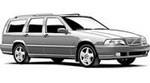 Modelo VOLVO V70 I (875, 876)