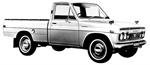 Modelo HILUX III Pick-up (_N3_, _N4_)