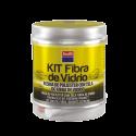 Kit de fibra de vidrio 250gr