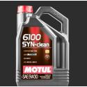 Motul 6100 Syn-Clean 5W30 C3 5L