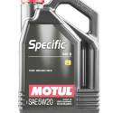 MOTUL SPECIFIC FORD 948B 5W20 5L