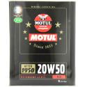 MOTUL 20W50 CLASSIC 2L