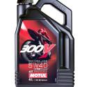 MOTUL 300V FACTORY LINE ROAD 5W-40 4T 4L
